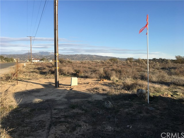 0 HWY 371From, Anza, CA 92539