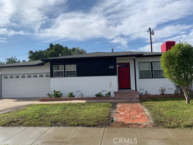 854 N Hart Street, Orange, CA 92867