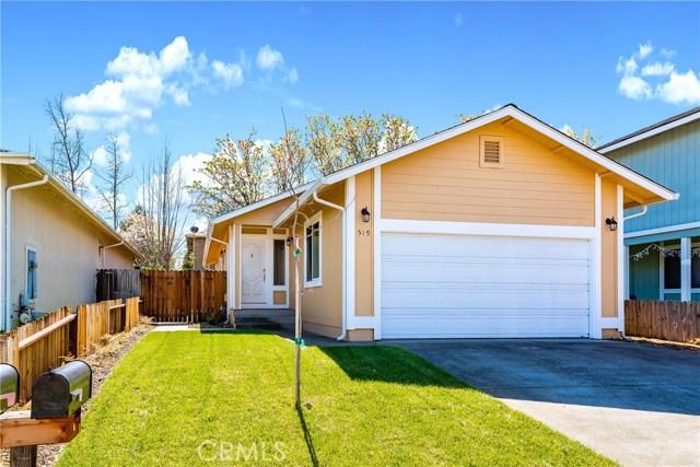 519 Capps Lane, Ukiah, CA 95482