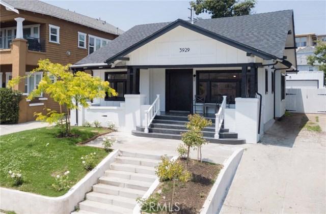 3929 Montclair Street, Los Angeles, CA 90018