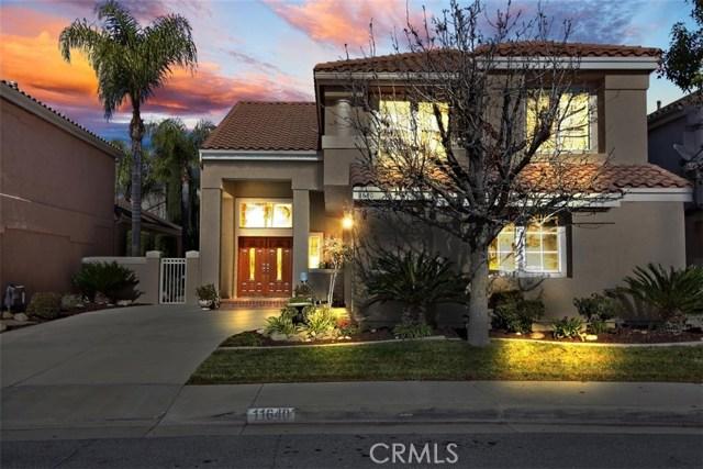 11640 Portofino Drive, Rancho Cucamonga, CA 91701