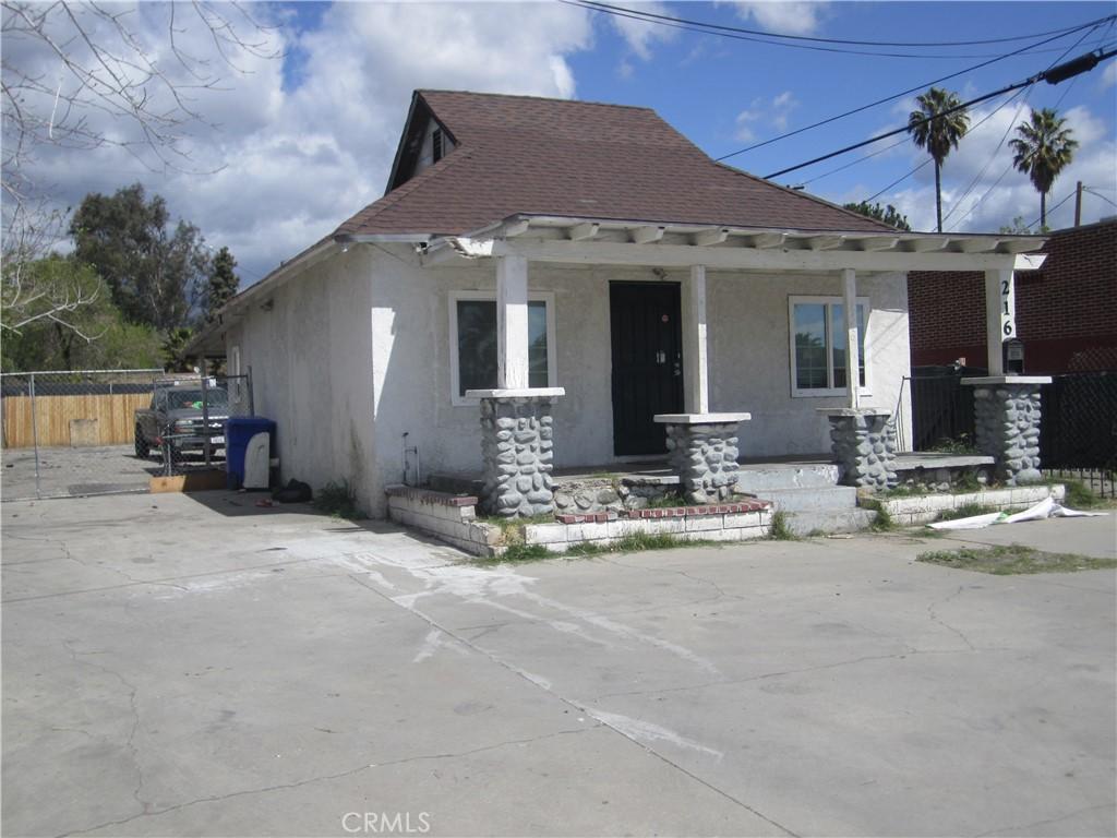 216   E Baseline Street, San Bernardino CA 92410