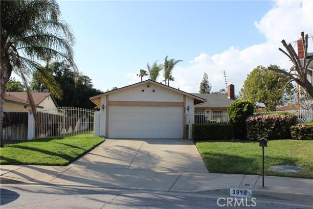 9916 Alpine Street, Rancho Cucamonga, CA 91730