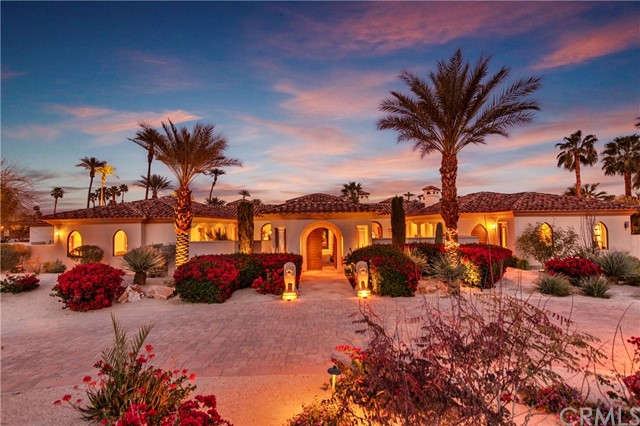 2 Strauss Terrace, Rancho Mirage, CA 92270