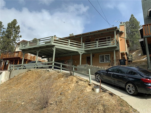 404 N Gold Mountain Drive, Big Bear, CA 92314