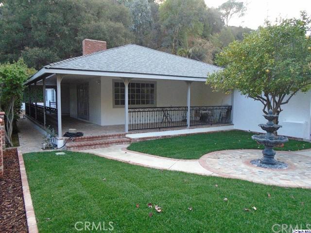 1654 Sheridan Road, Glendale, CA 91206