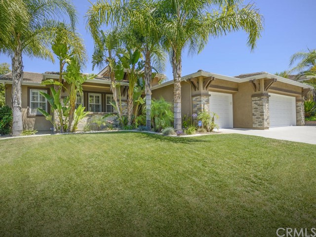 One of Single Story Corona Homes for Sale at 4183  Inverness Drive