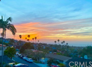 Stunning sunsets from the living room and porch