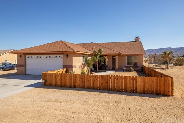 62239 Crestview Drive, Joshua Tree, CA 92252