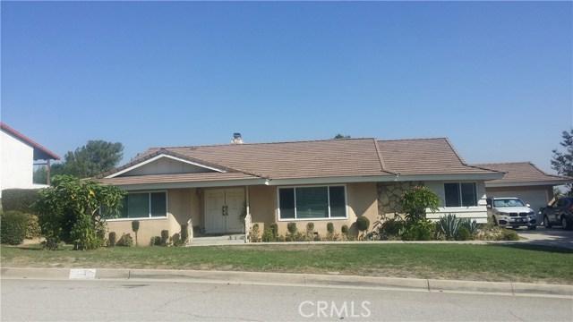 12945 Hillcrest Drive, Chino, CA 91710