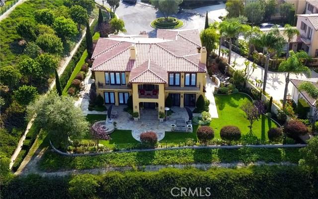1 Vista Tramonto | Pelican Heights - Montecito (MONT) | Newport Coast CA