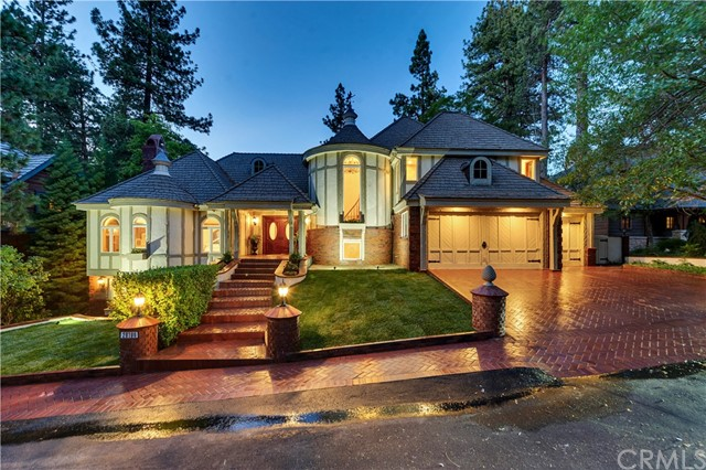28106 Point Hamiltair Lane, Lake Arrowhead, CA 92352