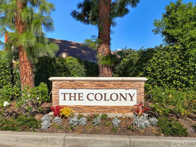 The Colony is an enclave of homes near the 5 freeway, and is walking distance to top-rated schools, shopping, restaurants, and parks.