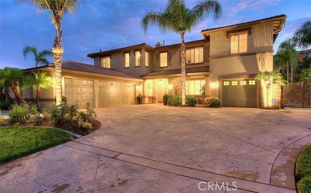 1640 Via Sevilla Street, Corona, CA 92881