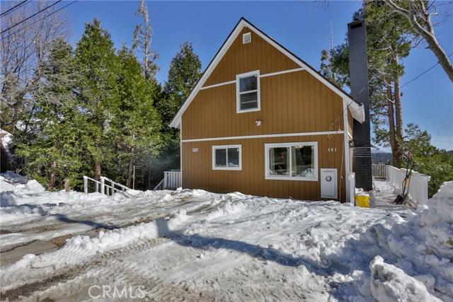 283 La Casita Drive, Twin Peaks, CA 92391