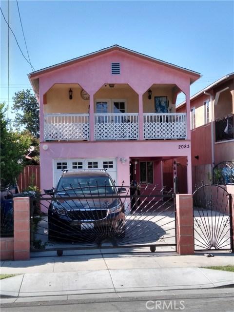 2083 E Piru Street, Compton, CA 90222