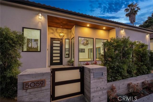 5059 Hesperia Avenue, Encino, CA 91316