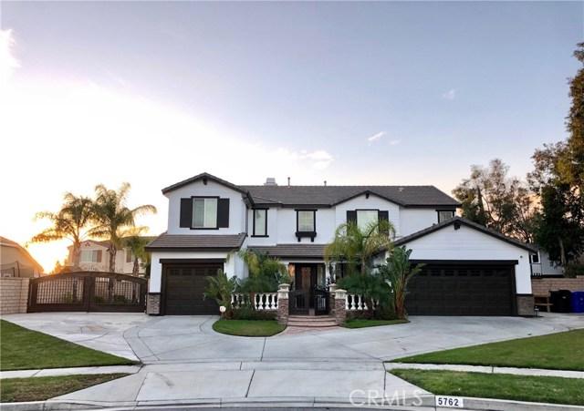 5762 Green Pine Court, Rancho Cucamonga, CA 91739