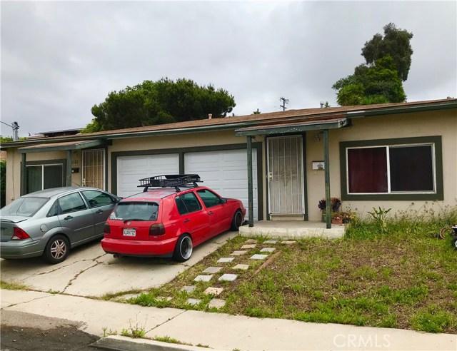 6121 Horton Drive, La Mesa, CA 91942
