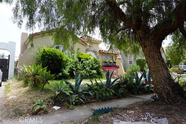 1822 S Mansfield Avenue, Los Angeles, CA 90019