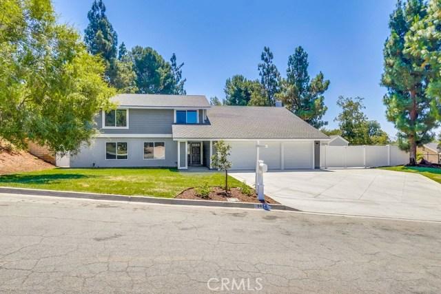 5454 Berryhill Drive, Yorba Linda, CA 92886
