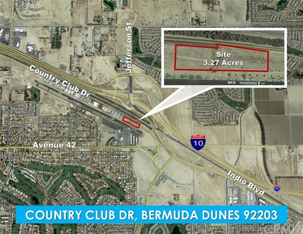 0 Country Club Dr, Bermuda Dunes, CA 92203