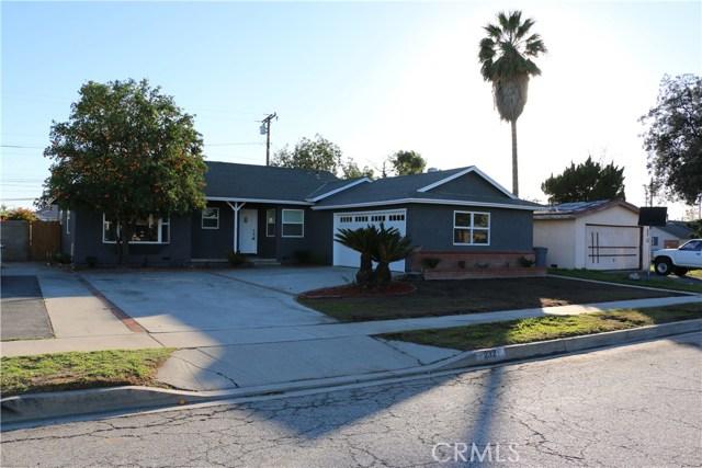 232 E Greenhaven Street, Covina, CA 91722