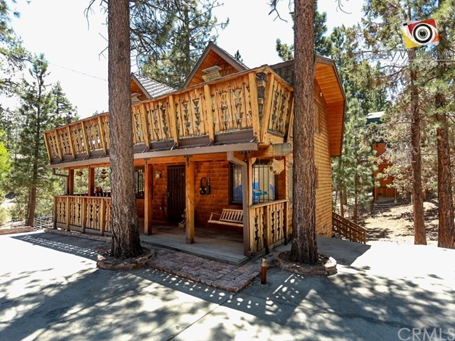 131 Santa Barbara Avenue, Big Bear, CA 92386