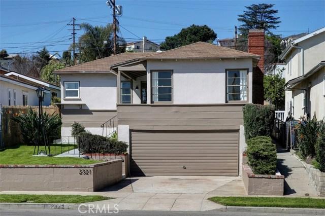 2321 Mariondale Avenue, Los Angeles, CA 90032