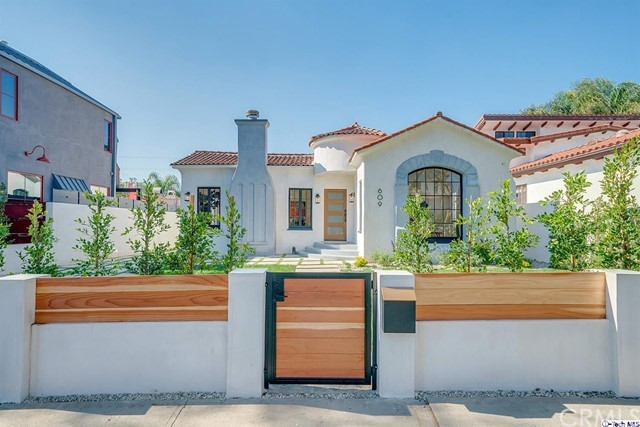 609 N Crescent Heights Boulevard, Los Angeles, CA 90048