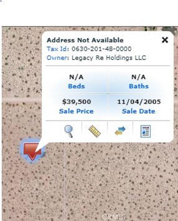 0 Stearman Rd, Landers, CA 92285