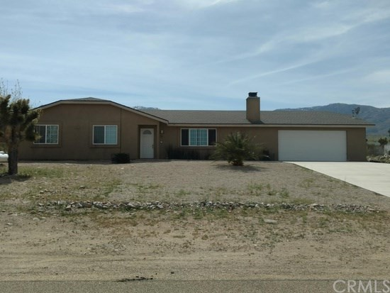 32159 Sapphire Road, Lucerne Valley, CA 92356