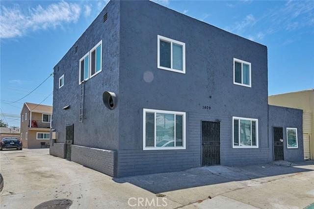 1409 W Olympic Boulevard, Montebello, CA 90640