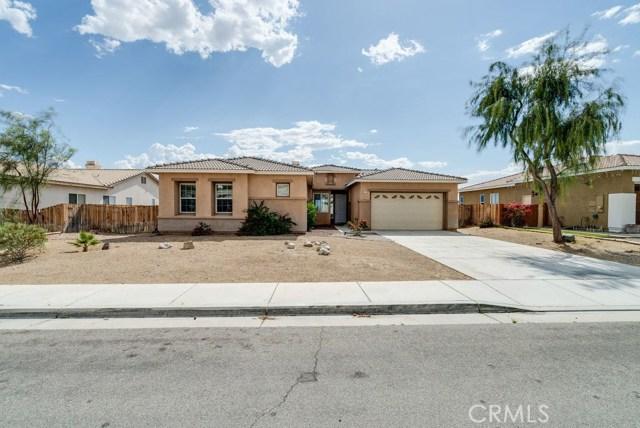 13715 Hacienda Heights Drive, Desert Hot Springs, CA 92240