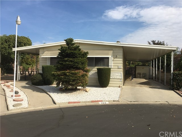 1251 E LUGONIA Avenue 153, Redlands, CA 92374