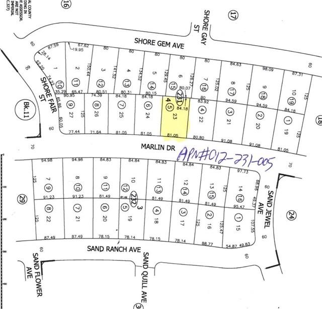 2295 Marlin Drive, Salton City, CA 92275