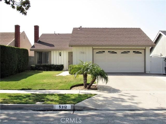 5312 E Cresthill Dr, Anaheim, CA 92807