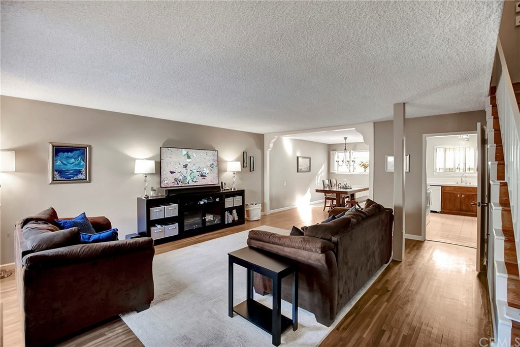 """Welcome Home. Step into this beautiful light and bright open floor plan home with natural hardwood floors. One of only 2 in this community that offer a """"townhome style,"""" 2 level, 2 large bedrooms, 2 bath. Centrally located within the community. You will enjoy this quiet & spacious corner end unit home with private patio. Only one common wall connected at the stairs & bathroom.  First level offers an open living/dining area, kitchen, half bath & patio. The second level has 2 large bedrooms the 2nd bedroom has custom closet with shelving. The master bedroom has an amazing walk-in closet & two additional reach in closets.  Upstairs bath includes double sinks, tub/shower combo, a stall shower & private toilet with pocket door. Off the main living area, you will enjoy gardening or BBQ in your large private patio. Walking distance to Del Amo Fashion Center/ restaurants & shopping, also Madrona March & the best schools within Torrance USD.  This is a MUST-SEE! The Well-Maintained HOA Includes: (All units are electric so there is no gas bill.) Water, Cable TV package, WiFi, Trash, Insurance (common area & structure) & Maintenance.  ~ 2 Pools ~ Storage Space ~ extra garage space option  ~ Clubhouses w/ Kitchens & Courtyards Gas BBQs & fire pit. OWNER-OCCUPIED ONLY co-op requires 20% down & Co-Op Approved Lender-Ask Listing agent for more info. Best value in desirable, safe, Central Torrance location! Don't miss out on this one! V-Tour #10 https://fusion.realtourvision.com/s/idx/645178"""