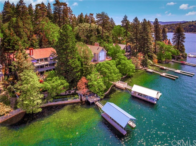 28001 Peninsula Drive South, Lake Arrowhead, CA 92352