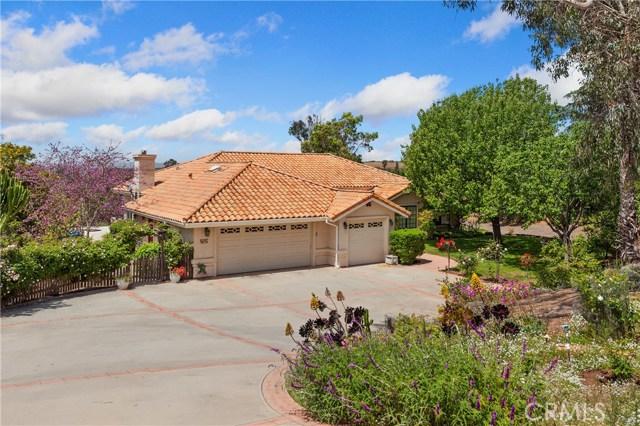 4765 Sleeping Indian Road, Fallbrook, CA 92028