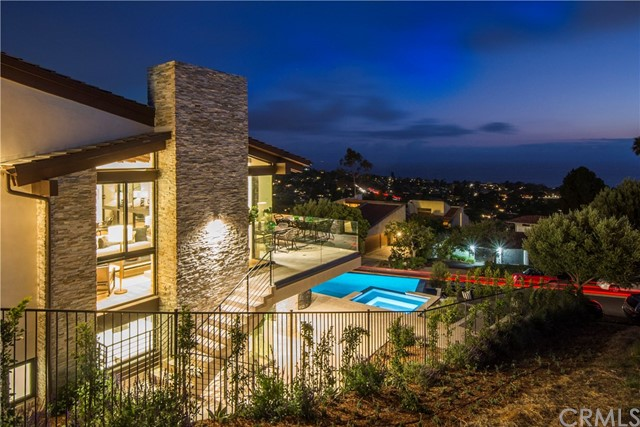 1320 Via Romero, Palos Verdes Estates, California 90274, 4 Bedrooms Bedrooms, ,5 BathroomsBathrooms,Single family residence,For Sale,Via Romero,PV19219174