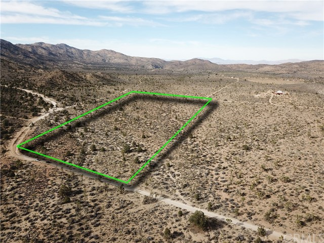 45448 Burns Canyon Road, Pioneertown, CA 92268