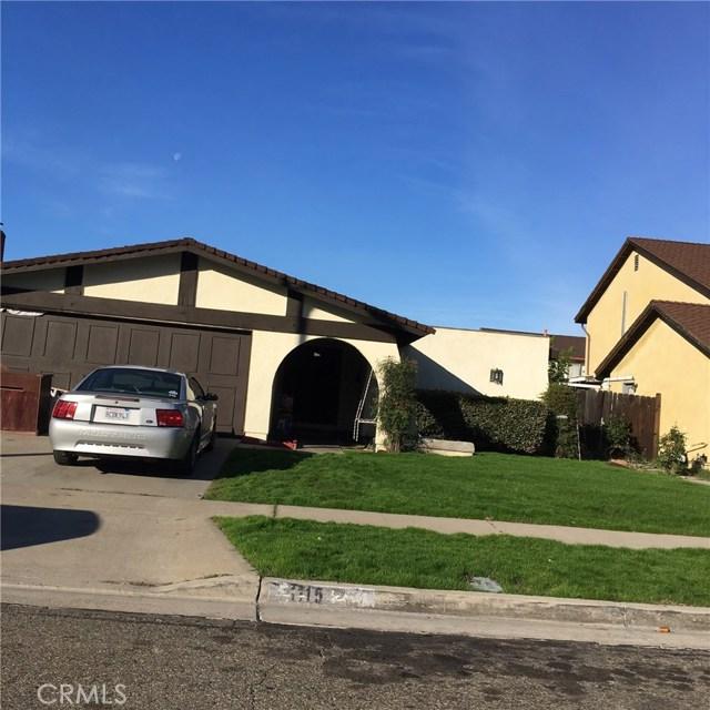 1115 S ambridge Street S, Anaheim, CA 92806