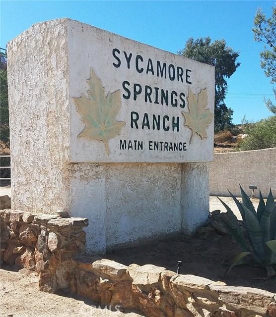 0 Sycamore Springs, Hemet, CA 92544