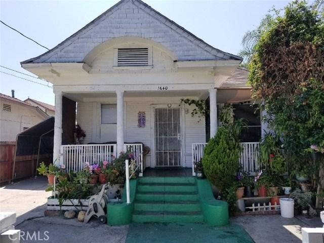 1640 E 112th Street, Los Angeles, CA 90059