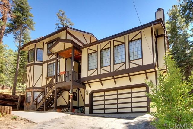39486 Raccoon Drive, Big Bear, CA 92333
