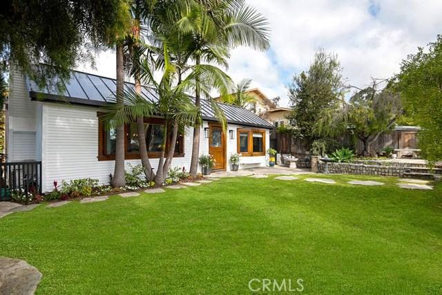 444 Linden Street, Laguna Beach, CA 92651