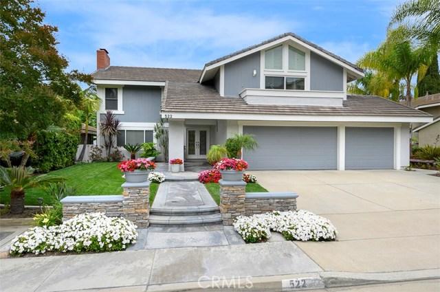 522 S Santiago Way, Anaheim Hills, California