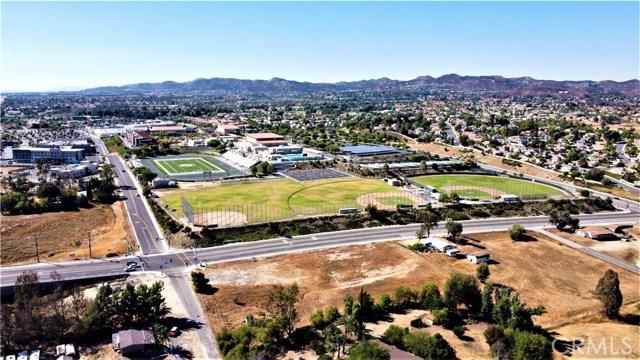 Murrieta Mesa High School NE view
