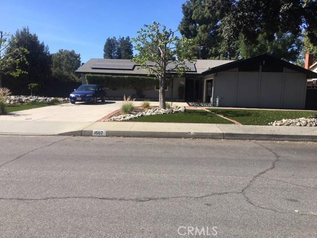 1507 Benedict Avenue, Claremont, CA 91711